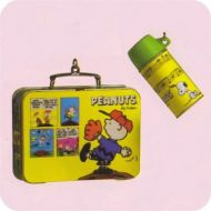 2000 Peanuts Lunchbox Set