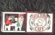 1991 Matchbox Memories Collection: Holiday Cafe