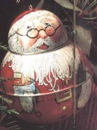 1991 Jolly Wolly Santa