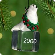 2000 Ice Block Buddies #1 (Miniature Ornament)